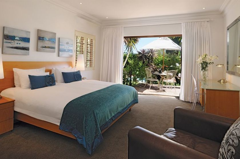 The Clarendon Fresnaye, Cape Town, chambre