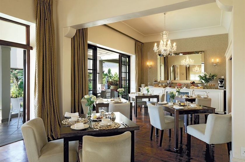 The Clarendon Fresnaye, Cape Town, restaurant