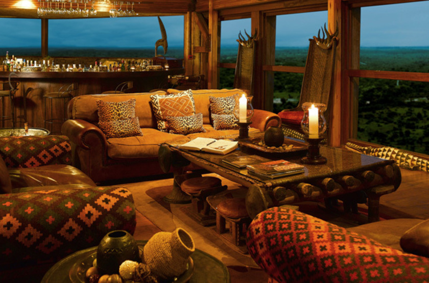 Ulusaba thingstodo rocklodge lounge large slideshow