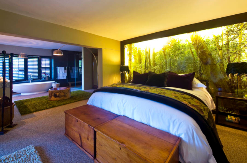 Kanonkop house forest suite slideshow