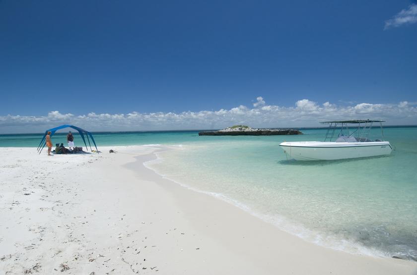 Pique nique sur les plages de bazaruto   mozambique slideshow