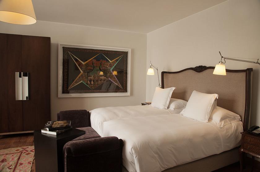 B Hotel, Lima, Pérou, chambre