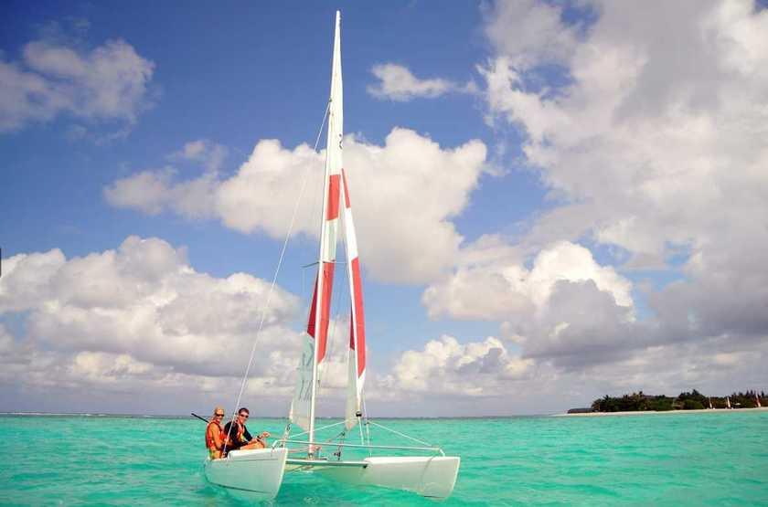 Kanuhura Hotel, Maldives, water sport