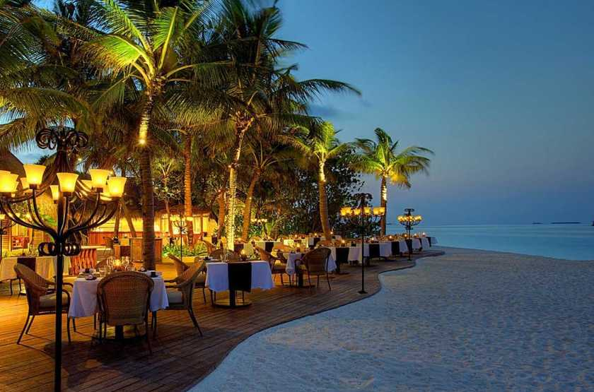 Kanuhura Hotel, Maldives, bar