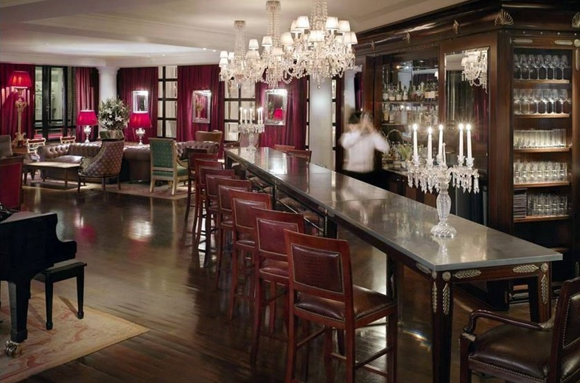 Faena Hotel and Universe, Buenos Aires, Argentine, bar