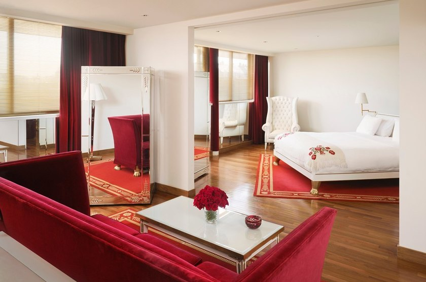 Faena Hotel and Universe, Buenos Aires, Argentine, chambre