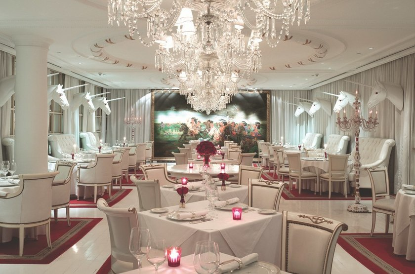 Faena Hotel and Universe, Buenos Aires, Argentine, restaurant