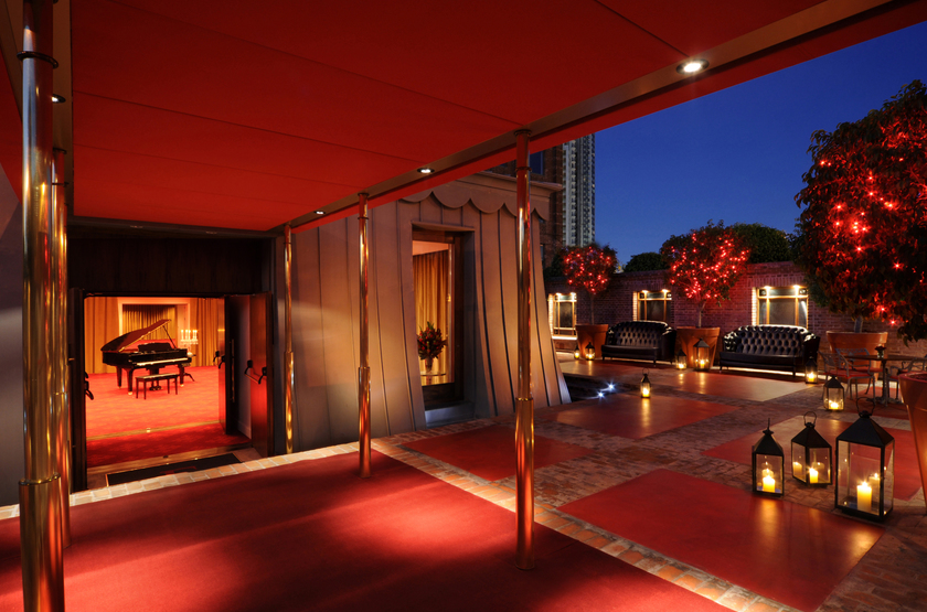 Faena Hotel and Universe, Buenos Aires, Argentine, salon