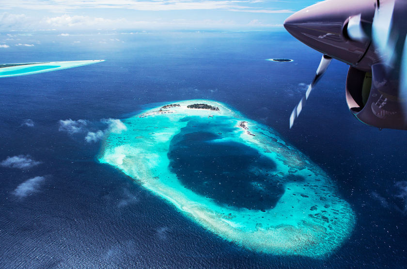 Cheval Blanc Randheli, Maldives, atoll
