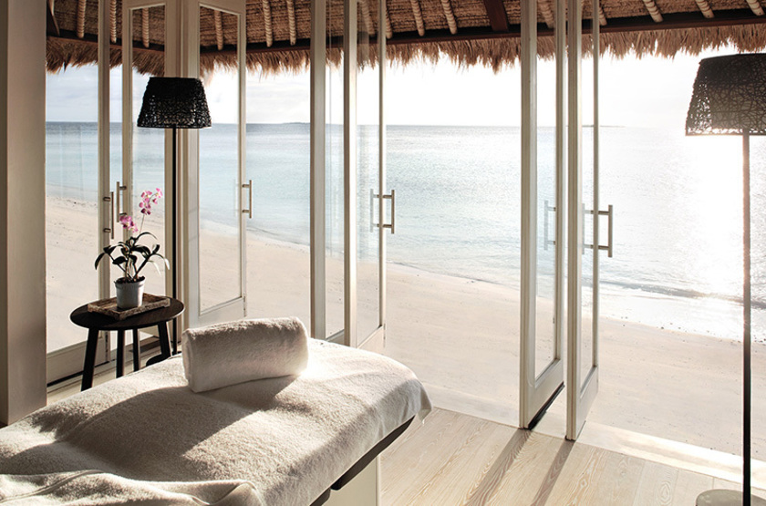 Cheval Blanc Randheli, Maldives, spa