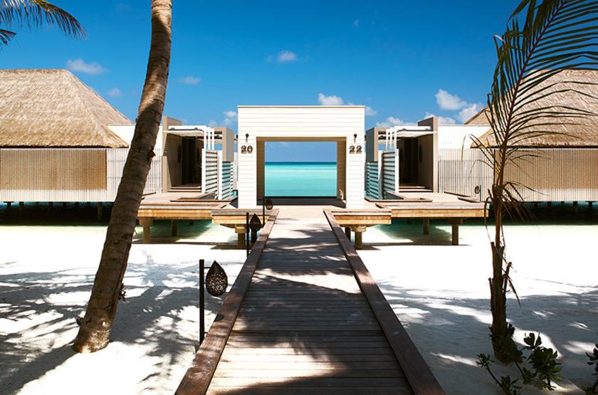 Cheval Blanc Randheli, Maldives, water villa