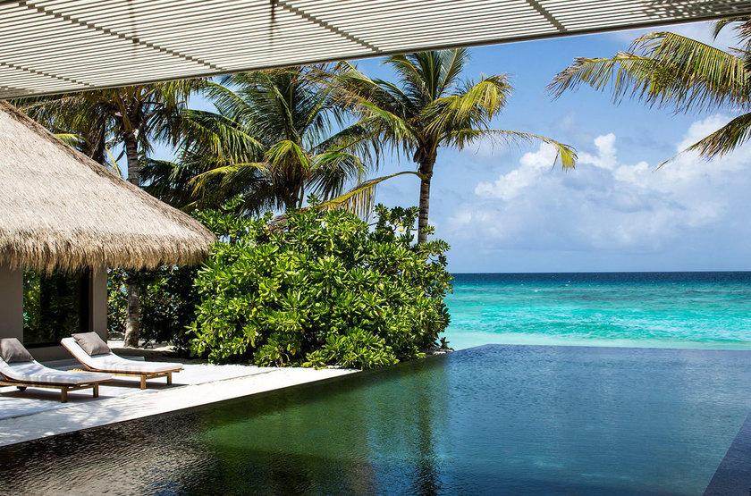 Cheval Blanc Randheli, Maldives,