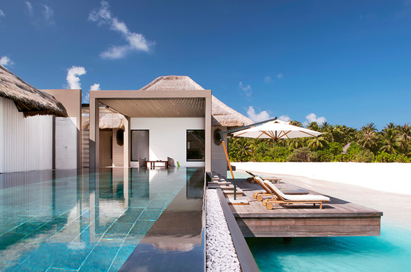Cheval Blanc Randheli, Maldives, garden villa