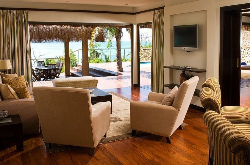 Anantara Bazaruto Island Resort & Spa, Mozambique, lounge