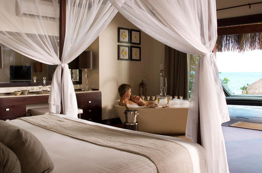 Anantara Bazaruto Island Resort & Spa, Mozambique, beach chalet