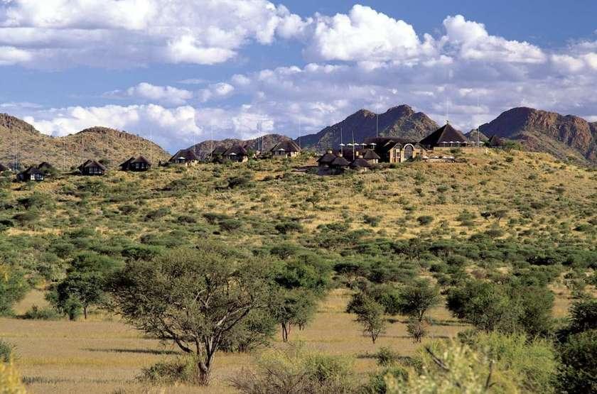 Goche Ganas Nature Réserve et le Wellness Village , Namibie, extérieur