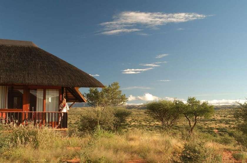 Goche Ganas Nature Réserve et le Wellness Village , Namibie, chalet