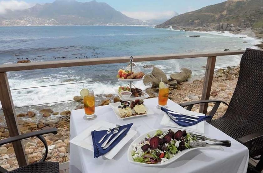 Tintswalo Atlantic, Cape Town, Afrique du Sud, restaurant