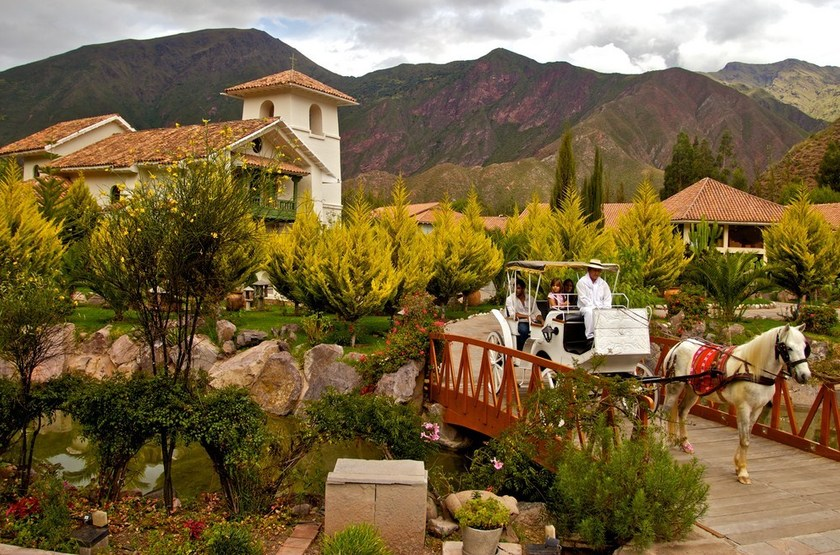 Aranwa sacred valley h tel   wellness   sacred valley   ballade slideshow