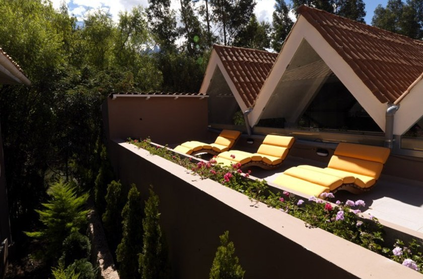 Aranwa sacred valley h tel   wellness   sacred valley   terrasse slideshow