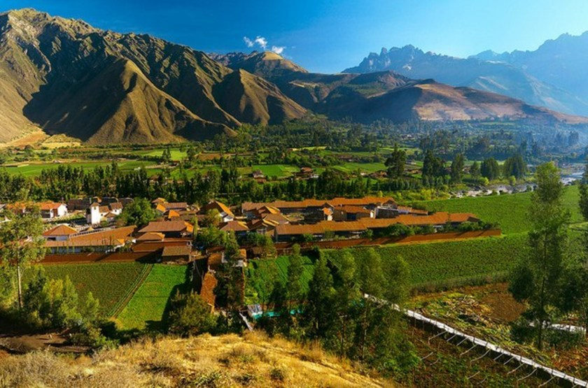 Aranwa sacred valley h tel   wellness   sacred valley   vue d ensemble slideshow