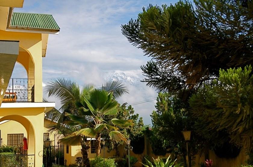 Springlands Hôtel Moshi, Tanzanie