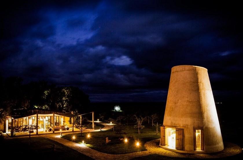 Segera Retreat, Laikipia, Kenya, observatoire