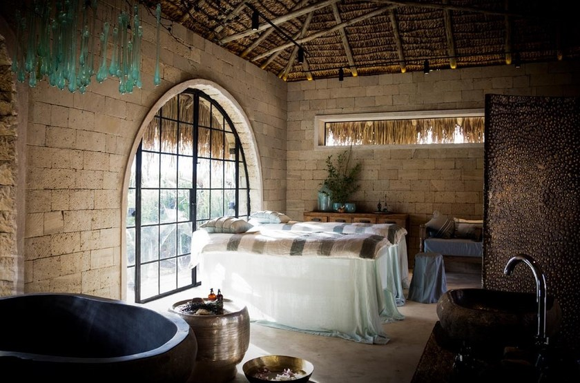 Segera Retreat, Laikipia, Kenya, spa