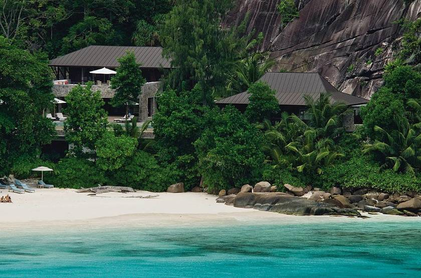 Four Seasons Resort, Mahé, Seychelles, chambre royale