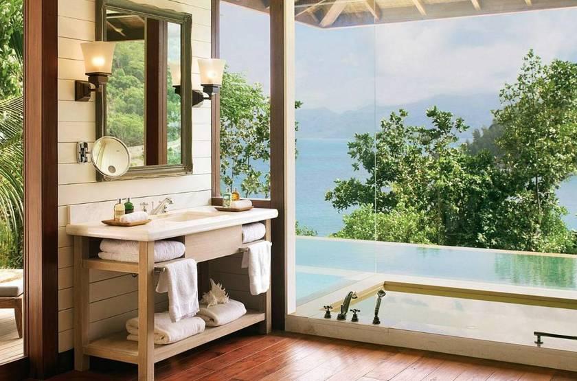Salle de bains ocean villa slideshow
