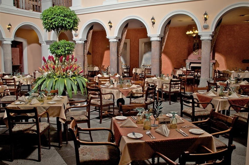 Patio Andaluz, Quito, Equateur