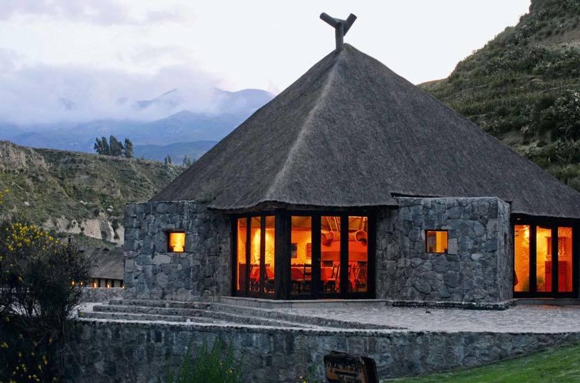 Colca Lodge, Pérou, extérieur