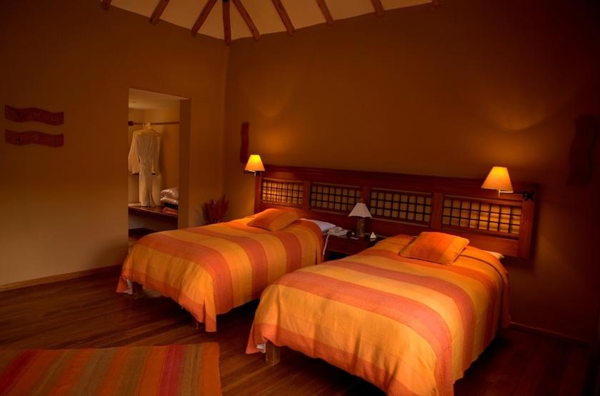 Colca Lodge, Pérou, chambre