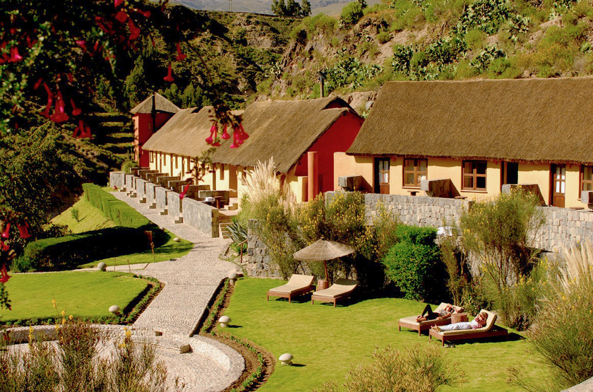 Voyage luxe colca canyon slideshow