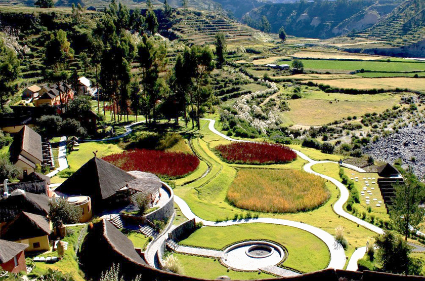 Voyage luxe colca hotel slideshow