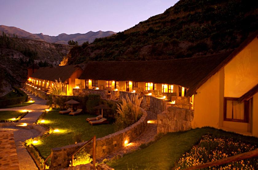 Colca Lodge, Pérou