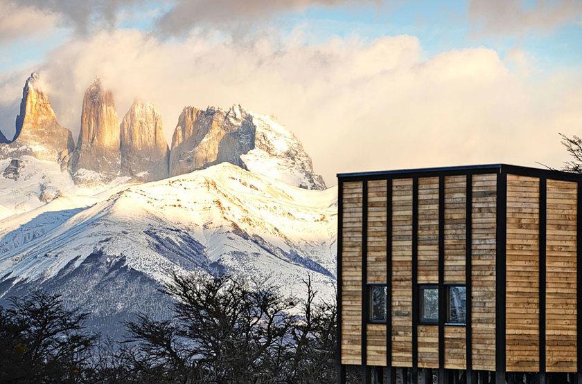 Awasi Lodge Patagonia, Torres del Paine, Chili, extérieur