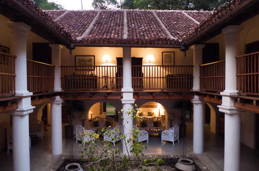 Kandy House Hotel, Sri Lanka, chambre