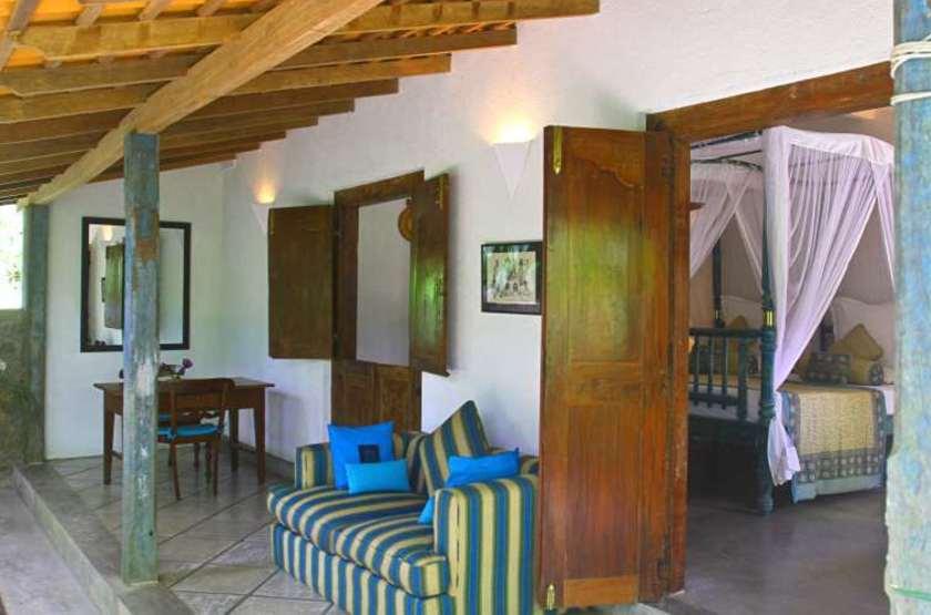 Kandy House Hotel, Sri Lanka, chambre deluxe