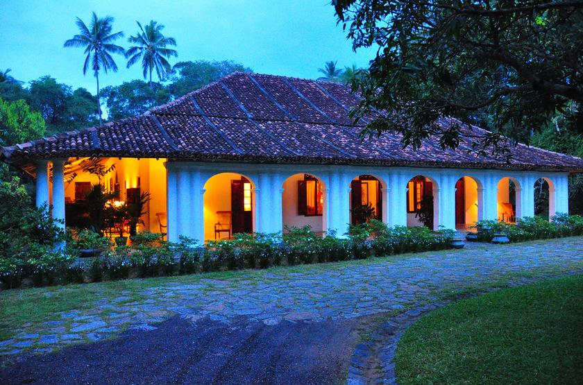 Kandy House Hotel, Sri Lanka, extérieur