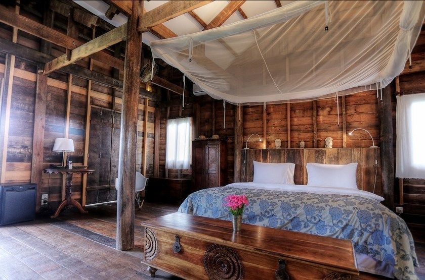 Sala Lodges, Siem Reap, Cambodge, chambre