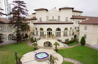 Perou luxe country club lima jardin listing