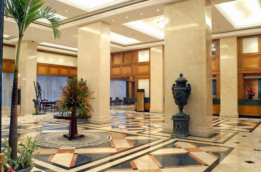 Oro Verde Hotel, Guayaquil, Equateur, lobby