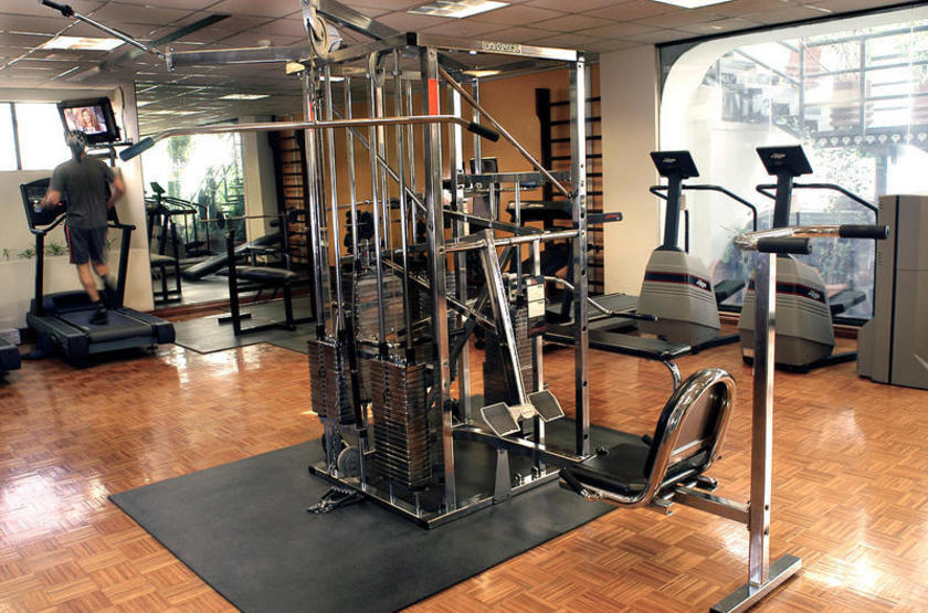 Gym slideshow