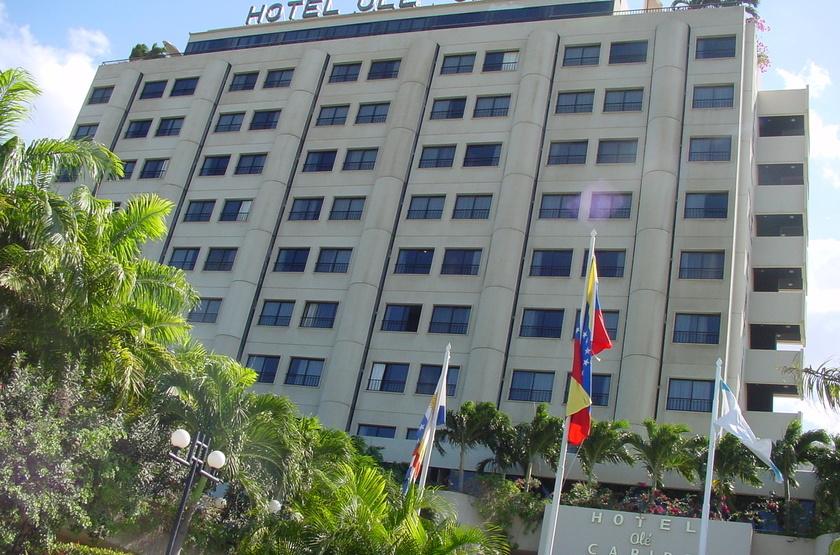 Hôtel Olé Caribe, Caracas, Venezuela, extérieur