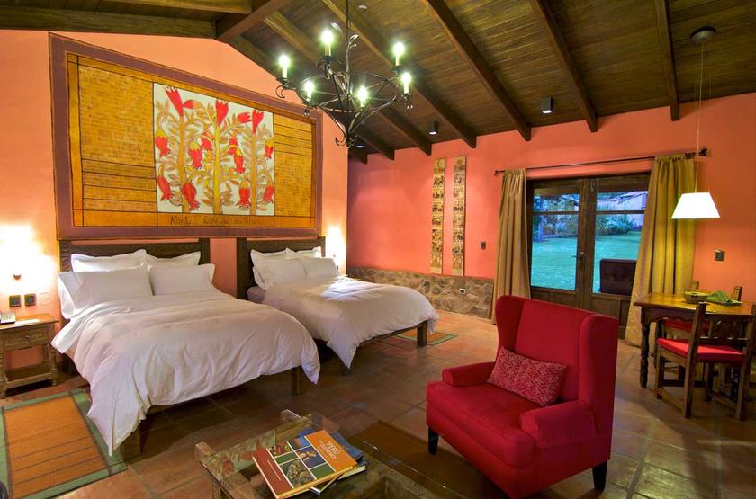 Sol Y Luna Lodge & Spa, Vallée Sacrée, Urubamba, Pérou, chambre
