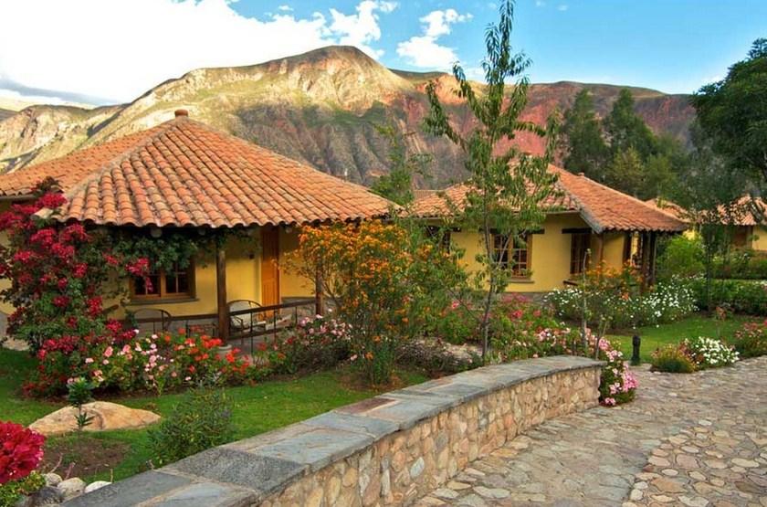 Sol Y Luna Lodge & Spa, Vallée Sacrée, Urubamba, Pérou, chalet