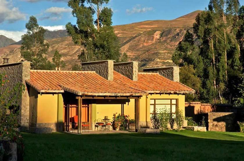 Sol Y Luna Lodge & Spa, Vallée Sacrée, Urubamba, Pérou, extérieur