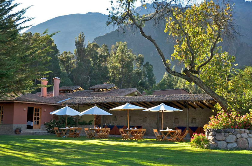 Sol Y Luna Lodge & Spa, Vallée Sacrée, Urubamba, Pérou, restaurant