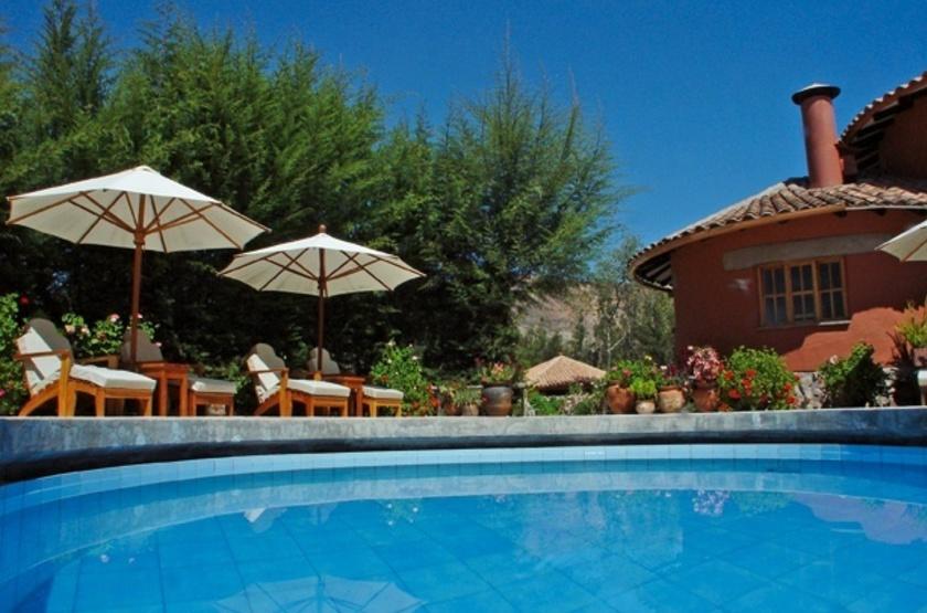Sol Y Luna Lodge & Spa, Vallée Sacrée, Urubamba, Pérou, piscine